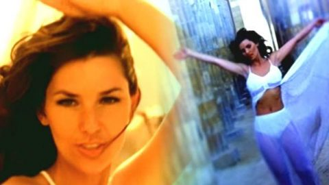 Shania Twain – The Woman In Me (Needs The Man In You) | Country Music Videos