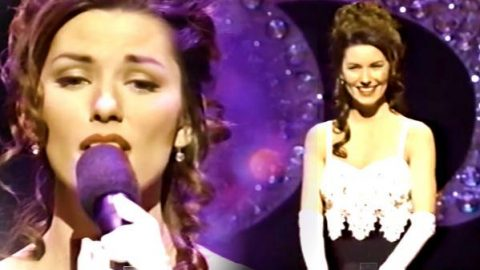 Shania Twain – The Woman In Me (Needs The Man In You) (Live at Ford Theater) (VIDEO)   Country Music Videos