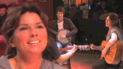 Shania Twain – Today Is Your Day (Why Not? with Shania Twain Live) (WATCH) | Country Music Videos