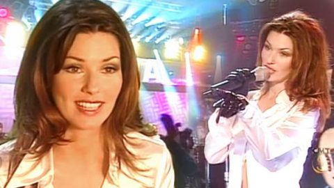 Shania Twain – When (Live at Top of the Pops Special – 1999) (VIDEO)   Country Music Videos