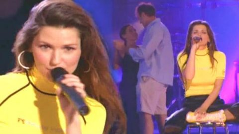 Shania Twain – When You Kiss Me (Live in Chicago) (VIDEO)   Country Music Videos