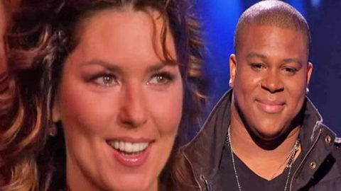 Shania Gets Emotional On American Idol (WATCH) | Country Music Videos