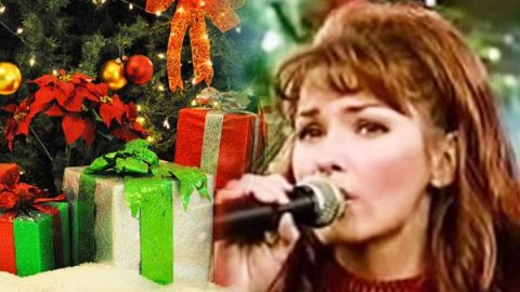 Shania Twain – All I Want For Christmas Is You (Today Show) (VIDEO) | Country Music Videos