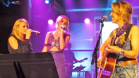 Miranda Lambert & Sheryl Crow Team Up For The Eagles Classic, 'Take It To The Limit' | Country Music Videos