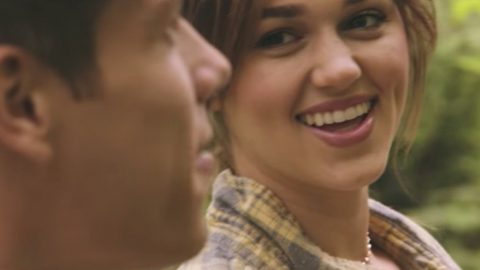 Sadie Robertson Finds Love With Fellow Reality TV Star In First Music Video Appearance   Country Music Videos