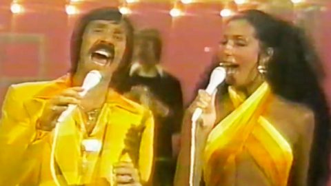 Hear Sonny & Cher's Nearly-Forgotten 'Delta Dawn' Performance | Country Music Videos