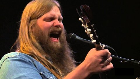 Chris Stapleton Turns Honky Tonk Up With Boot-Stomping New Song | Country Music Videos