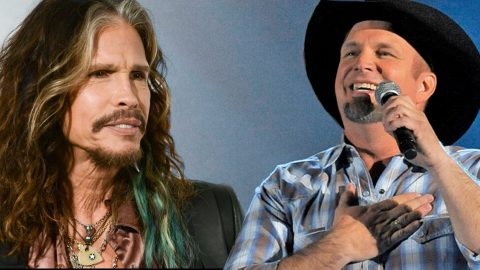 Steven Tyler Recruits Garth Brooks & Carrie Underwood For AMAZING Announcement   Country Music Videos