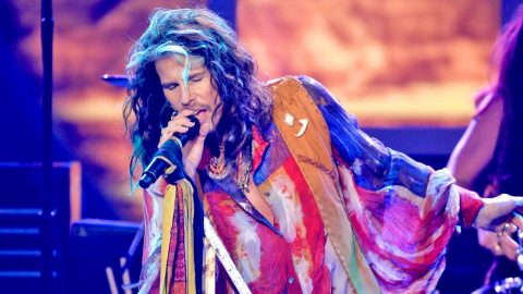 Steven Tyler Debuts New Country Single, 'Red, White, & You' | Country Music Videos