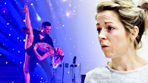 DWTS' Lindsey Stirling Rushed To Hospital After Injury | Country Music Videos