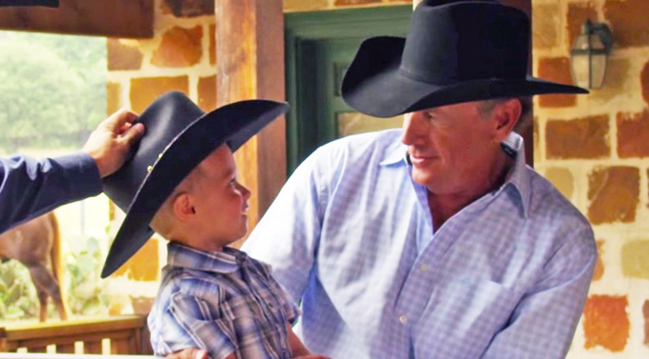 George Strait S Heartwarming Family Moment Shows Us What