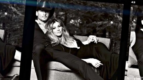 Tim McGraw & Faith Hill's Most Romantic Moments Caught On Tape | Country Music Videos