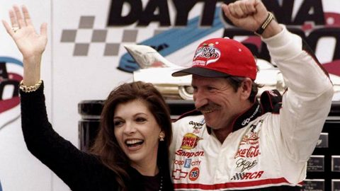 Dale Earnhardt Sr.'s Widow Fights Son Over Use Of Family Name | Country Music Videos