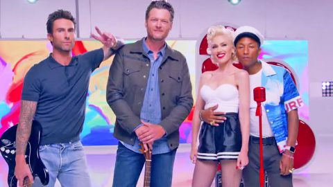 Blake Shelton And Voice Coaches Give Season 9 Preview   Country Music Videos