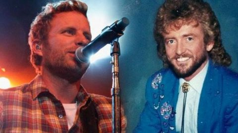 "Dierks Bentley and Joe Nichols Perform Keith Whitley's ""I'm Over You"" 