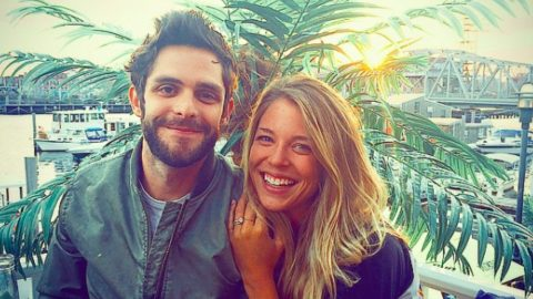 Thomas Rhett Opens Up About Marrying Young | Country Music Videos