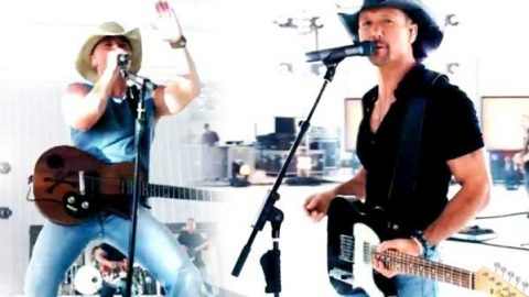 Tim McGraw and Kenny Chesney – Feel Like A Rock Star (WATCH) | Country Music Videos