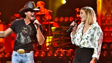 Tim McGraw Reveals Plans For Daughter's First Album | Country Music Videos