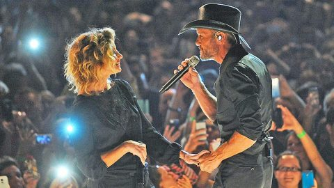 Tim McGraw Gets Emotional When It Comes To Faith Hill (WATCH) | Country Music Videos