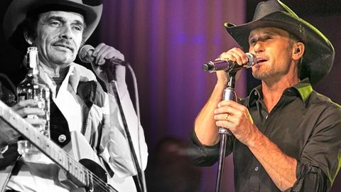 Tim McGraw Takes A Break From Being A 'Workin' Man' To Honor The Hag | Country Music Videos