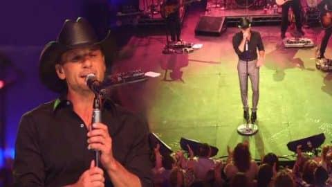 Tim McGraw – City Lights (Artists Den Live) (VIDEO) | Country Music Videos