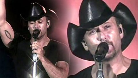 Tim McGraw – Drugs Or Jesus (Live) | Country Music Videos