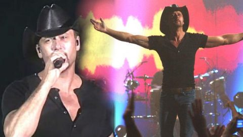 Tim McGraw – For A Little While (2009 Live) | Country Music Videos