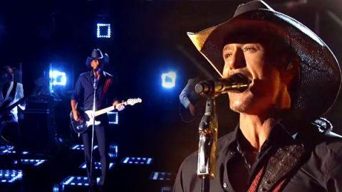 Tim McGraw – Shotgun Rider (2014 CMA Awards) | Country Music Videos