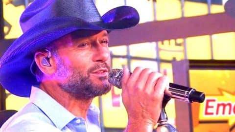 Tim McGraw – Shotgun Rider (Live on GMA) | Country Music Videos