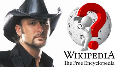 Tim McGraw – Wikipedia: Fact or Fiction? (VIDEO) | Country Music Videos