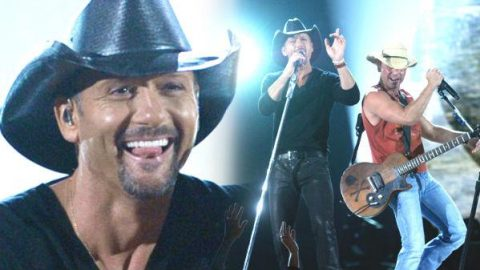 Tim McGraw And Kenny Chesney – Feel Like A Rock Star (ACM 2012 Live) | Country Music Videos