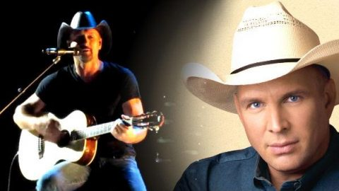 Tim McGraw Covers Garth Brooks' 'Much Too Young' (WATCH) | Country Music Videos