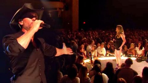 Tim McGraw and Catherine Dunn – Diamond Rings and Old Barstools (VIDEO) | Country Music Videos