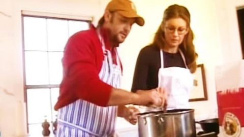 Tim McGraw and Faith Hill Cook For Oprah, And It's HIlarious! (WATCH) | Country Music Videos
