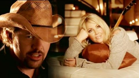 Toby Keith – Crash Here Tonight (WATCH) | Country Music Videos