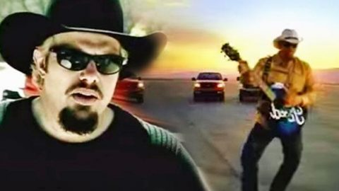Toby Keith Ford Truck Man Behind The Scenes Video