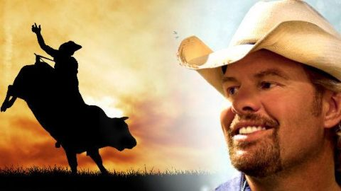 Toby Keith – Big Bull Rider | Country Music Videos
