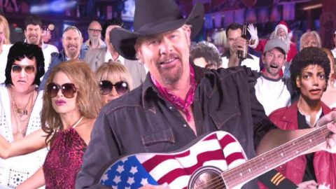 Toby Keith – Drunk Americans (WATCH) | Country Music Videos
