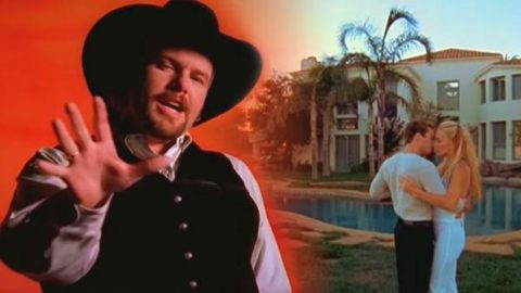 Toby Keith – You Shouldn't Kiss Me Like This   Country Music Videos