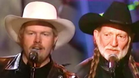 Toby Keith and Willie Nelson – Beer For My Horses (Live CMA Performance) | Country Music Videos
