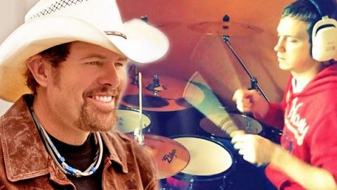 Toby Keith – As Good As I Once Was (Drum Cover) (WATCH) | Country Music Videos