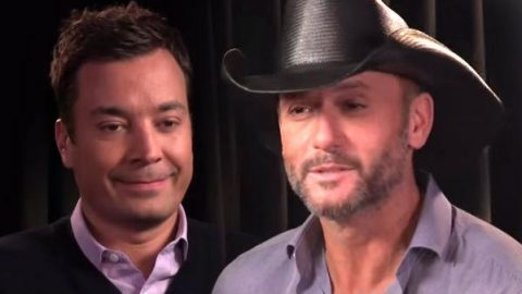 Tonight Show Inside Look: Tim McGraw (VIDEO) | Country Music Videos