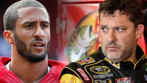 Tony Stewart Cranks The Heat On Kaepernick With Angry Zing   Country Music Videos