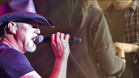 Trace Adkins Sings About The Loss Of A Perfect Match In 'If Only You Were Lonely' | Country Music Videos