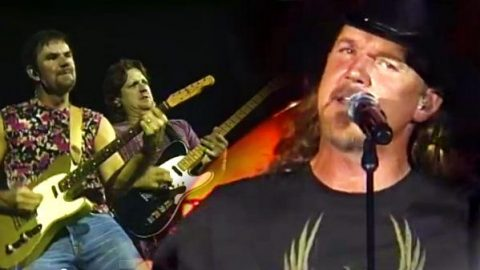 Trace Adkins – Dangerous Man (WATCH) | Country Music Videos
