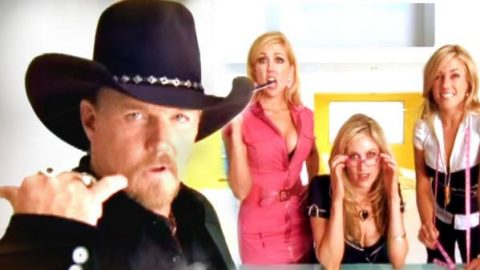 Trace Adkins – I Got My Game On | Country Music Videos