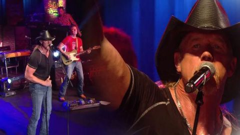 Trace Adkins – Maintenance Man (Live Country!) (WATCH) | Country Music Videos