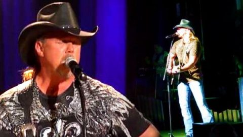 Trace Adkins – Marry For Money (Live) (VIDEO) | Country Music Videos