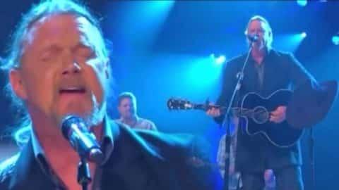 Trace Adkins – Wayfaring Stranger (VIDEO) | Country Music Videos