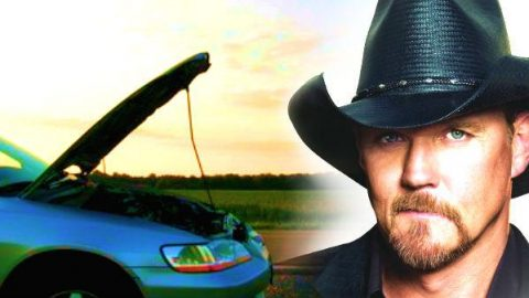 Trace Adkins – I'd Sure Hate To Break Down Here (VIDEO) | Country Music Videos